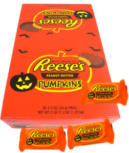 Halloween Reese's Pumpkin Candy | BlairCandy.com