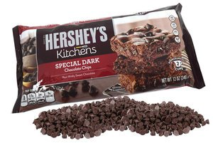 Bag of Hershey's Kitchens Special Dark Chocolate Chips | BlairCandy.com