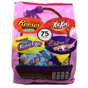 A Bag of Hershey's Assorted Easter Candy Mix | BlairCandy.com