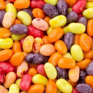 A Pile of Smoothie Mix Jelly Belly Jelly Beans | BlairCandy.com
