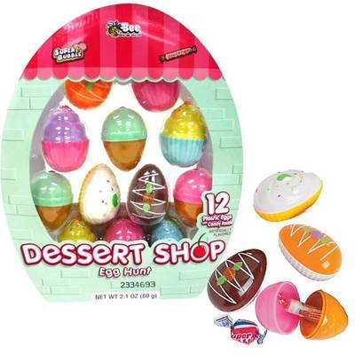 Candy-Filled Easter Eggs from Dessert Shop | BlairCandy.com