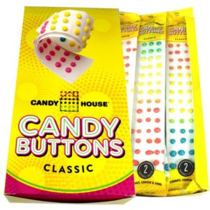 Classic Candy Buttons | BlairCandy.com