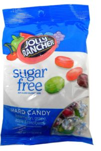 Package of Sugar Free Jolly Rancher Hard Candy | BlairCandy.com
