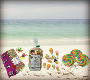 Beach with Candy | BlairCandy.com