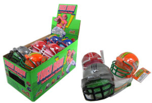 Touch Down Football Helmet Jawbreaker Candy | BlairCandy.com