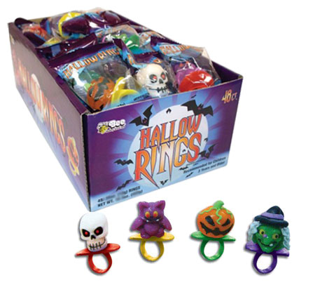 Box of Hallow Rings | BlairCandy.com