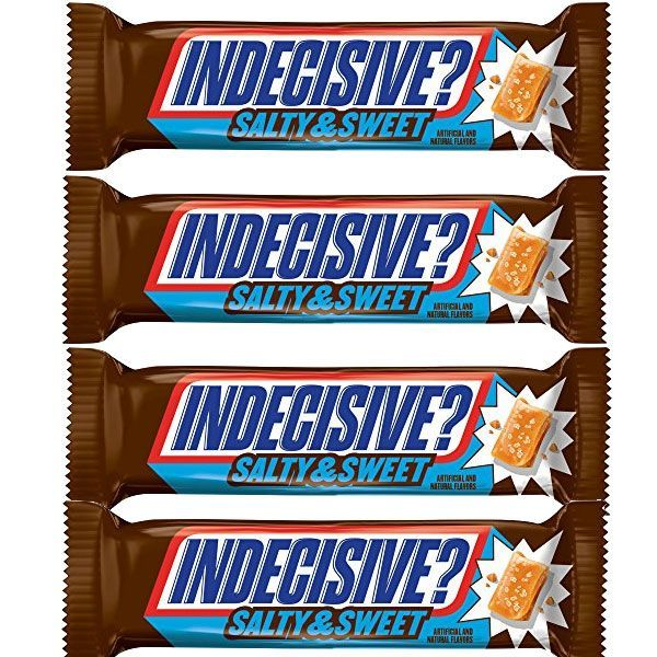 Snickers new Indecisive Candy Bar | Blaircandy.com
