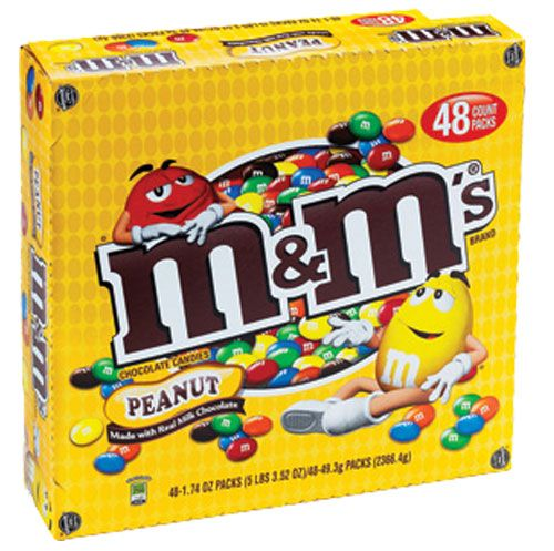 Peanut M&M's | BlairCandy.com