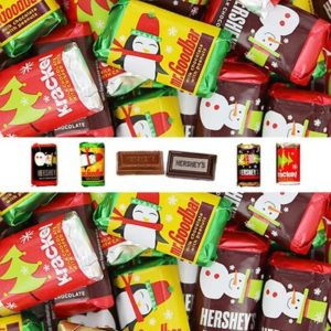 Hershey's Holiday Miniatures in Bulk | BlairCandy.com