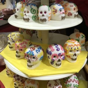 Day of the Dead Sugar Skulls | BlairCandy.com
