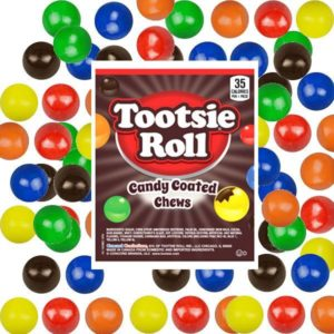 Tootsie Roll Candy Coated Candy