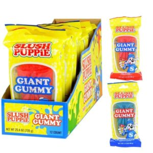 Slush Puppie Giant Gummy