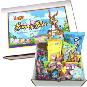 Bunny Bites Easter candy gift box from BlairCandy.com